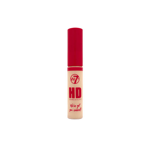 W7 HD Concealer - Light Neutral 4