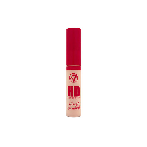 W7 HD Concealer - Light warm 5