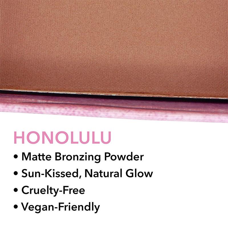 W7 Honolulu Bronzing Powder 6g
