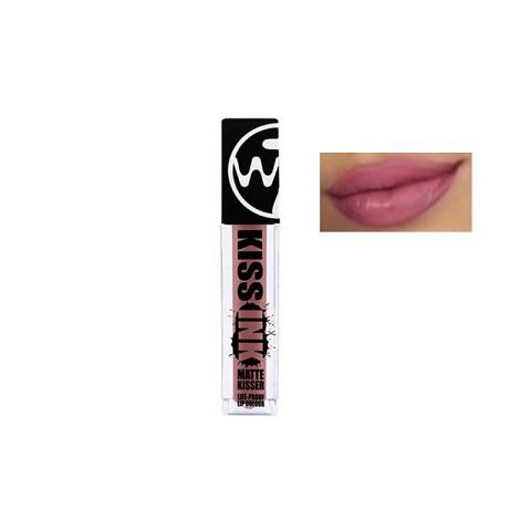 W7 Kiss Ink Matte Kisser Lip Colour 7ml - Love You Long Time