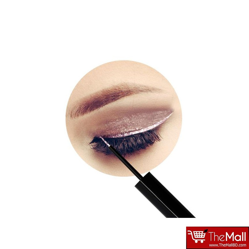 W7 Petal To The Metal Duochrome Liquid Liner 5ml - Outrageous Orchid