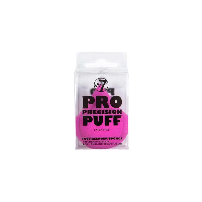 W7 Pro Precision Puff Face Blender Sponge