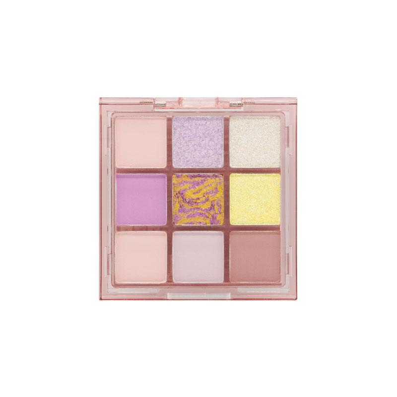 W7 Soft Hues Pressed Pigment Palette - Rose Quartz