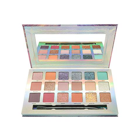 W7 Total Eclipse Pressed Pigment Eyeshadow Palette