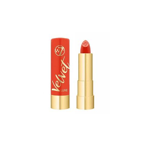 W7 Velvet Luxe Lipstick - Visionary