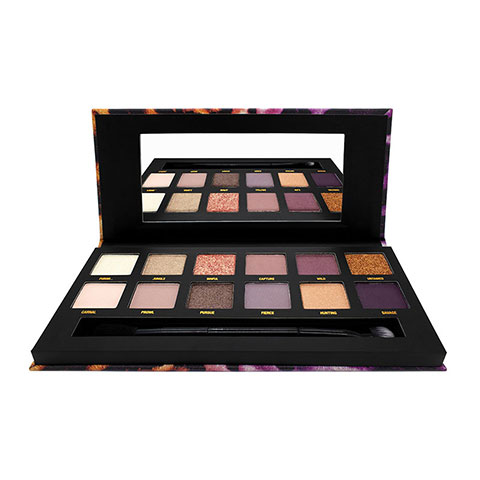 W7 Wild Eyes Pressed Pigments Eyeshadow Palette