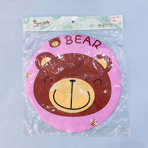 Waterproof Bath Shower Cap - Bear