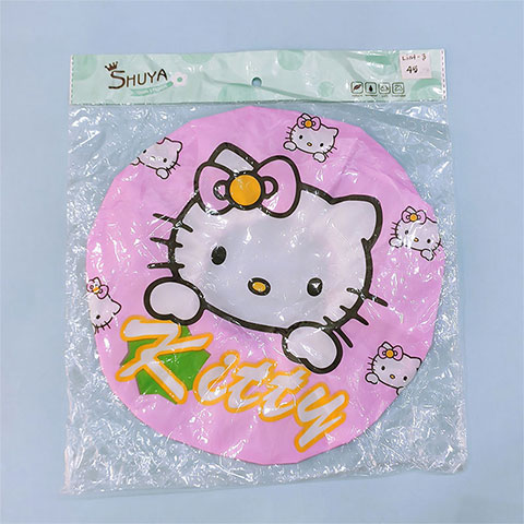 Waterproof Bath Shower Cap - Kitty