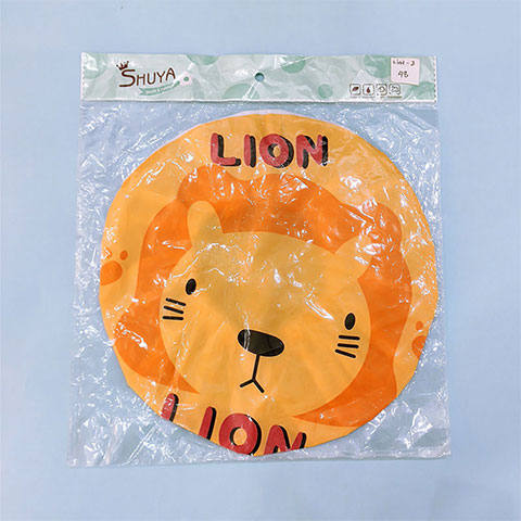 Waterproof Bath Shower Cap - Lion