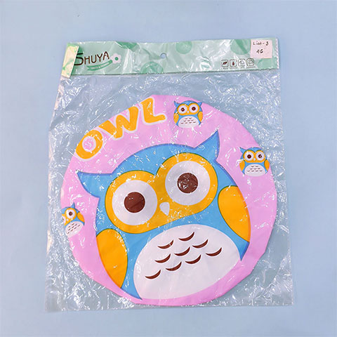 Waterproof Bath Shower Cap - Owl