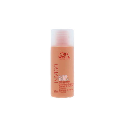 Wella Professionals Invigo Nutri-Enrich Deep Nourishing Shampoo 50ml