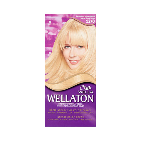 Wella Wellaton Permanent Hair Color - 12/0 Special Blonde Nature