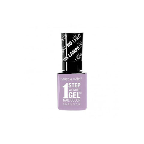 Wet n Wild 1 Step Wonder Gel Nail Color - E7031 Don't Be Jelly