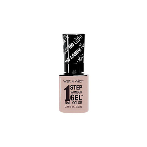 Wet n Wild 1 Step Wonder Gel Nail Color - E705A Peach For The Stars