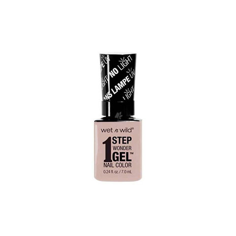 Wet n Wild 1 Step Wonder Gel Nail Color - E7191 Condensed Milk