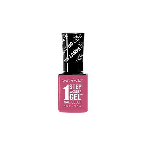 Wet n Wild 1 Step Wonder Gel Nail Color - E7222 Missy in Pink