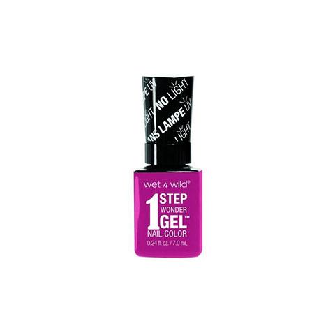 Wet n Wild 1 Step Wonder Gel Nail Color - E7231 It's Sher Bert Day