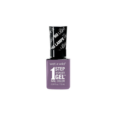 Wet n Wild 1 Step Wonder Gel Nail Color - E7281 Lavender Out Loud