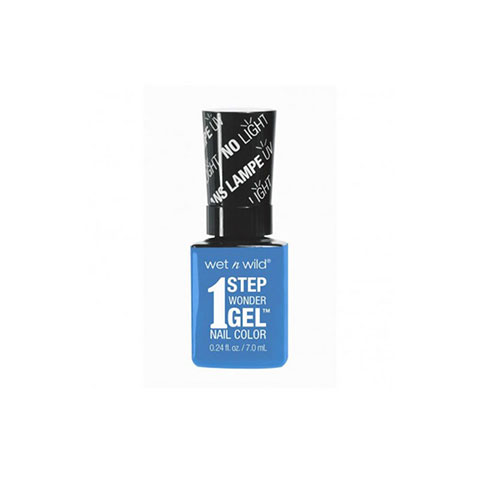 Wet n Wild 1 Step Wonder Gel Nail Color - E7291 Peri-Wink-Le Of An Eye