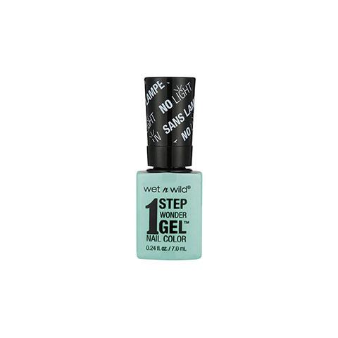 Wet n Wild 1 Step Wonder Gel Nail Color - E7311 Pretty Peas