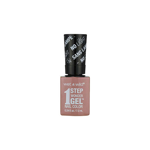 Wet n Wild 1 Step Wonder Gel Nail Color - E7321 Stay Classy