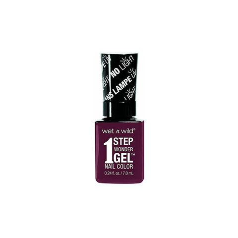 Wet n Wild 1 Step Wonder Gel Nail Color - E7331 Left Marooned