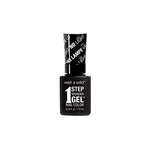 Wet n Wild 1 Step Wonder Gel Nail Color - E7351 Power Outage