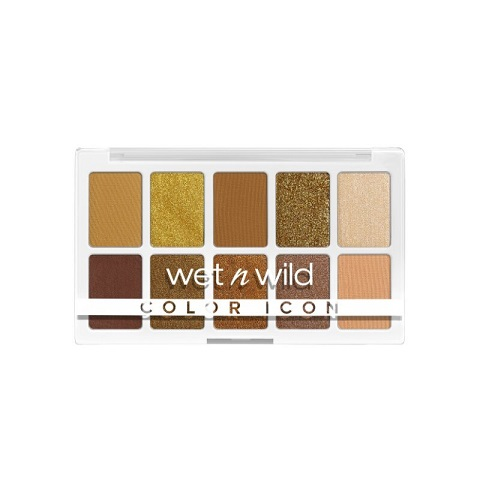 Wet n Wild Color Icon 10 Pan Eyeshadow Palette - Call Me Sunshine