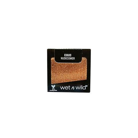 Wet n Wild Color Icon Glitter Single - E352C Nudecomer