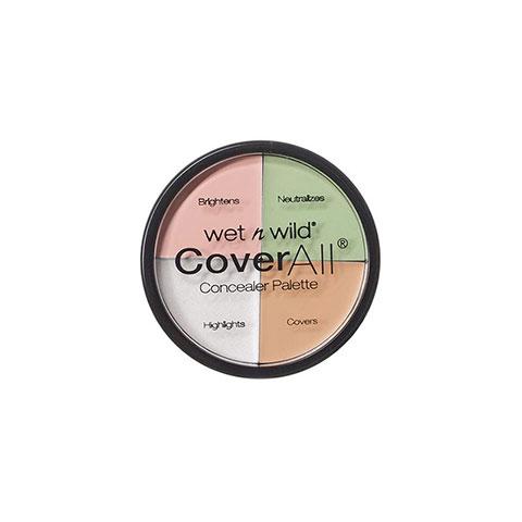 wet n wild CoverAll Concealer Palette 6.5g - E61462