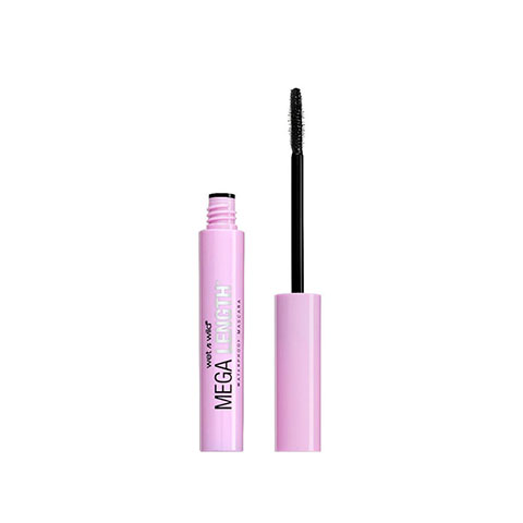 Wet n Wild Mega Length Waterproof Mascara - Very Black C161B