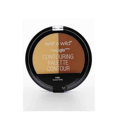 Wet n Wild Megaglo Contouring Palette - E7501 Caramel Toffee
