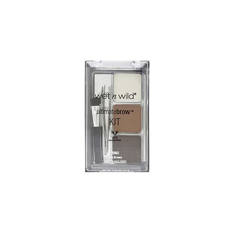 Wet n Wild Ultimate Brow kit 2.5g - E963 Ash Brown