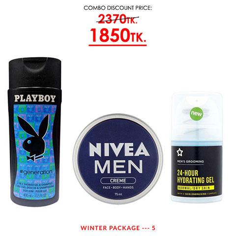 Winter package 5