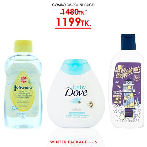 Winter Package 6