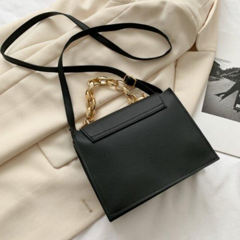 Women's American Style Retro Simple Chain Bag (1001062)