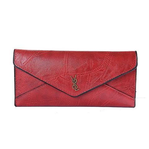 Women's Folding Long Wallet