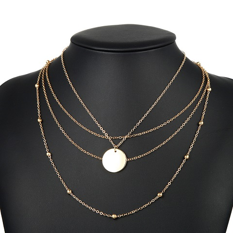 Women's Multilayer Necklace