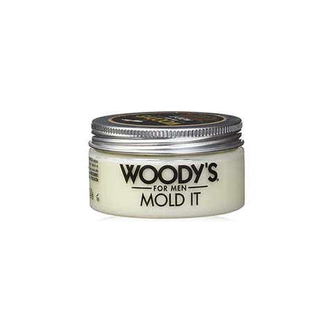 Woody's Mold It Medium Hold Matte Styling Paste For Men 100g