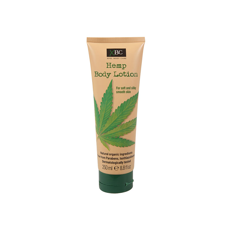 Xpel Hemp Body Lotion For soft And Silky Smooth Skin 250ml