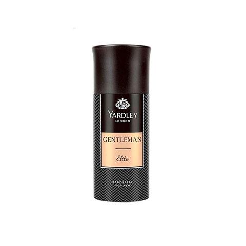 Yardley Gentleman Deodorant Body Spray For Men 150ml - Elite