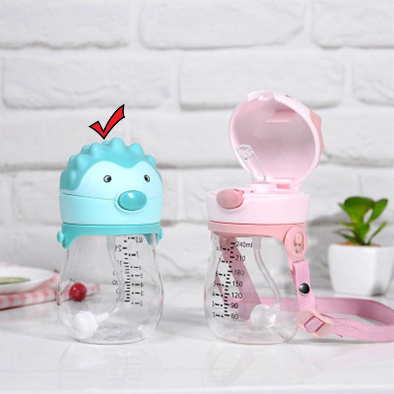 Zhuan Zhuan Xiong Baby Learning Water Cup 240ml
