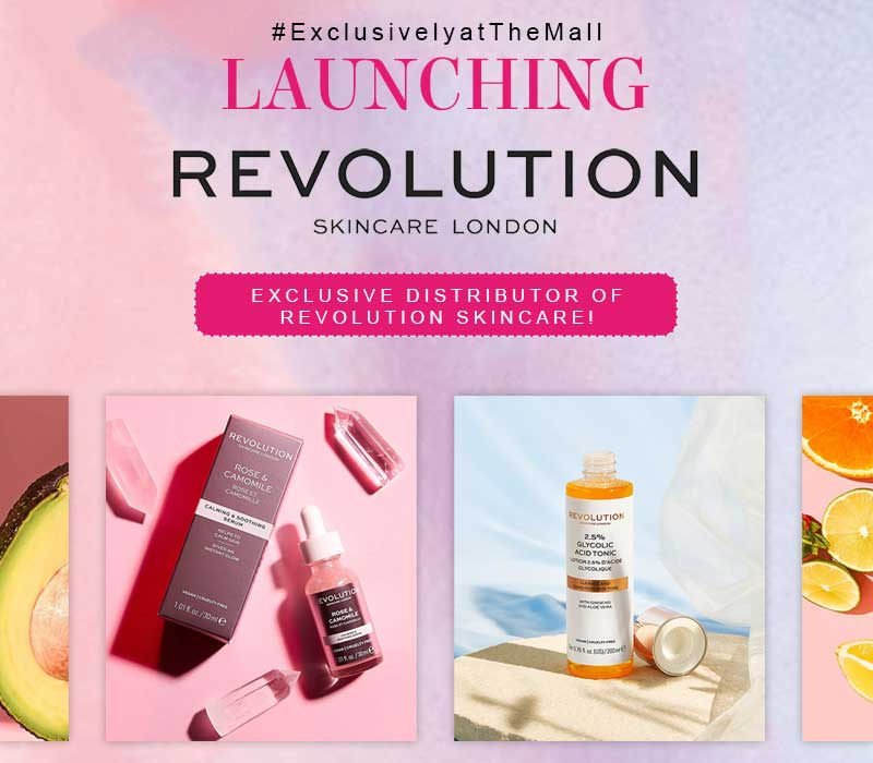 Launching Revolution Skincare!!!