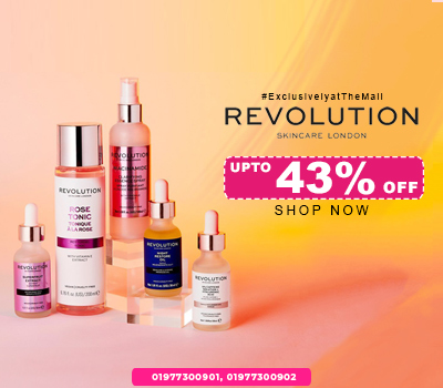 Revolution Skincare!!!